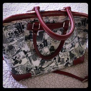 RARE Dooney & Bourke purse